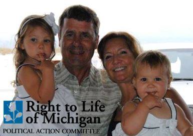 Right to Life of Michigan Endorses Kevin Daley