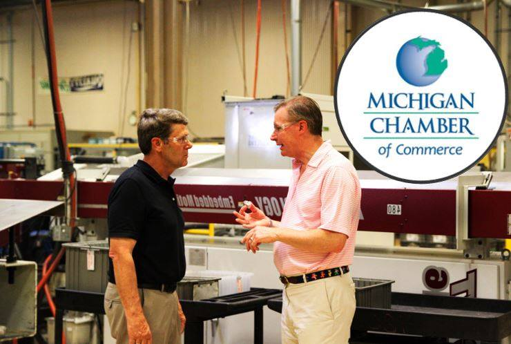 Michigan Chamber of Commerce Endorses Kevin Daley