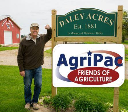 Michigan Farm Bureau Endorses Kevin Daley